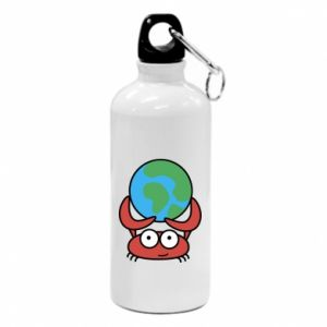 Water bottle I hold the world!