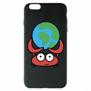 Phone case for iPhone 6 Plus/6S Plus I hold the world!