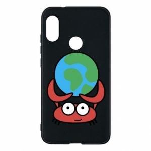 Phone case for Mi A2 Lite I hold the world!