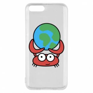 Phone case for Xiaomi Mi6 I hold the world!