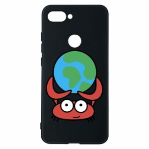 Phone case for Xiaomi Mi8 Lite I hold the world!