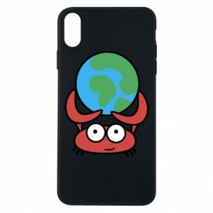 Phone case for iPhone Xs Max I hold the world!