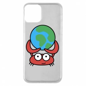 Phone case for iPhone 11 I hold the world!