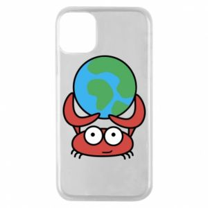 Phone case for iPhone 11 Pro I hold the world!