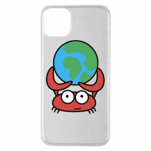 Phone case for iPhone 11 Pro Max I hold the world!