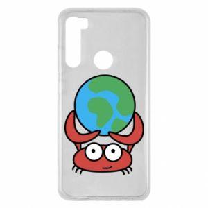 Xiaomi Redmi Note 8 Case I hold the world!
