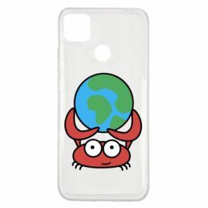 Xiaomi Redmi 9c Case I hold the world!