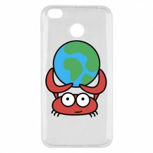 Xiaomi Redmi 4X Case I hold the world!
