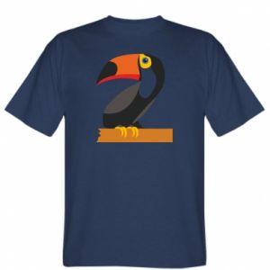 Koszulka Tucan na gałęzi