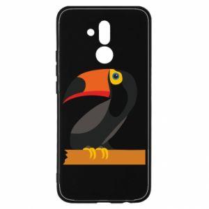 Etui na Huawei Mate 20 Lite Tucan na gałęzi