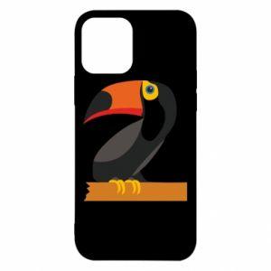 Etui na iPhone 12/12 Pro Tucan na gałęzi