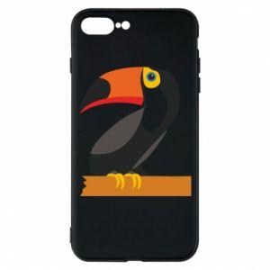 Etui na iPhone 7 Plus Tucan na gałęzi