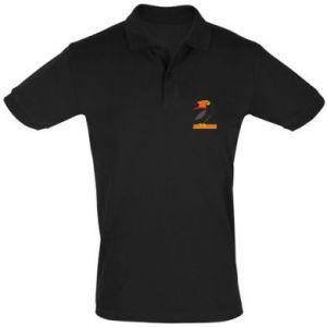 Koszulka Polo Tucan na gałęzi