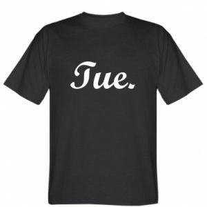 Koszulka męska Tuesday
