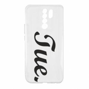 Etui na Xiaomi Redmi 9 Tuesday