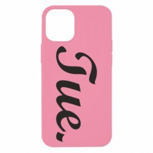 Etui na iPhone 12 Mini Tuesday