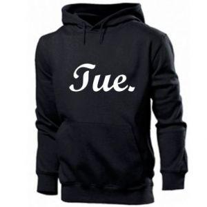 Men's hoodie Tuesday