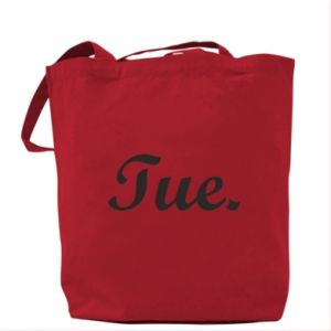 Bag Tuesday