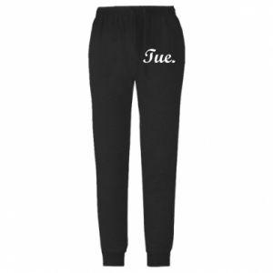 Męskie spodnie lekkie Tuesday