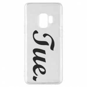 Etui na Samsung S9 Tuesday