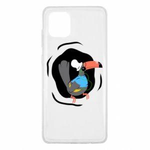 Samsung Note 10 Lite Case Toucan