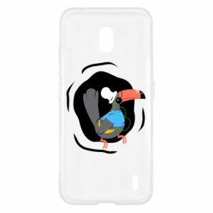 Nokia 2.2 Case Toucan