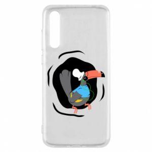 Huawei P20 Pro Case Toucan
