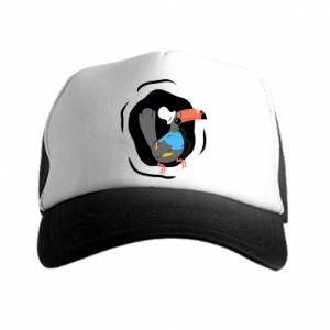 Trucker hat Toucan