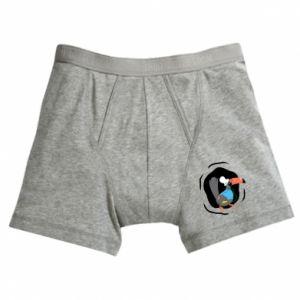 Boxer trunks Toucan