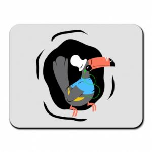 Mouse pad Toucan