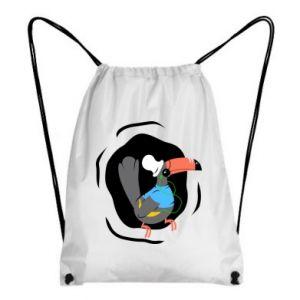 Backpack-bag Toucan