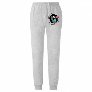Męskie spodnie lekkie Tukan - PrintSalon