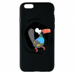 Phone case for iPhone 6/6S Toucan