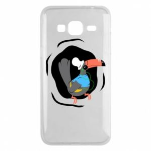 Phone case for Samsung J3 2016 Toucan