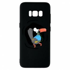 Phone case for Samsung S8 Toucan