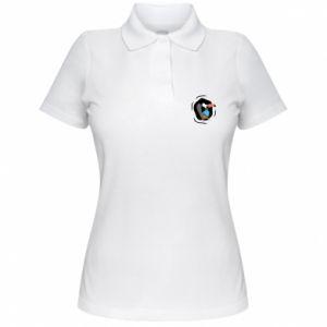 Damska koszulka polo Tukan - PrintSalon