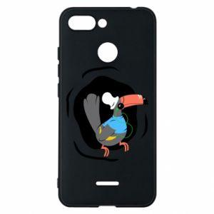 Xiaomi Redmi 6 Case Toucan