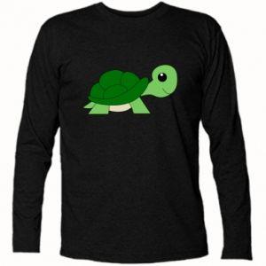 Koszulka z długim rękawem Baby turtle