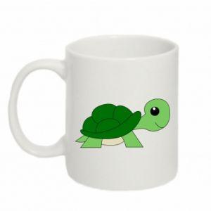 Kubek 330ml Baby turtle