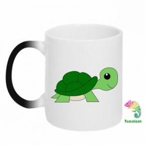 Kubek-magiczny Baby turtle