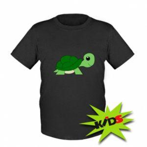 Dziecięcy T-shirt Baby turtle