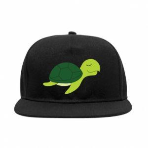 SnapBack Sleeping turtle - PrintSalon