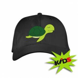 Dziecięca czapeczka z daszkiem Sleeping turtle