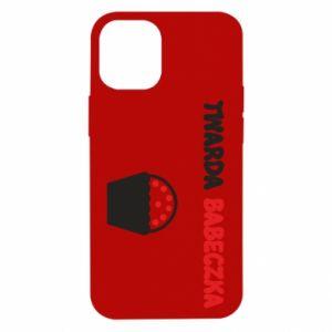 Etui na iPhone 12 Mini Twarda babeczka
