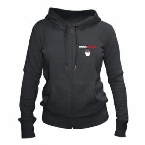 Women's zip up hoodies Girl... - PrintSalon