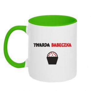 Two-toned mug Girl... - PrintSalon
