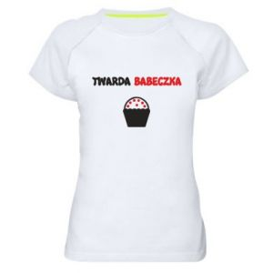 Women's sports t-shirt Girl... - PrintSalon