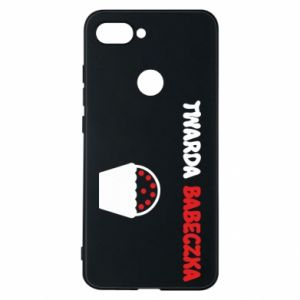 Phone case for Xiaomi Mi8 Lite Girl... - PrintSalon