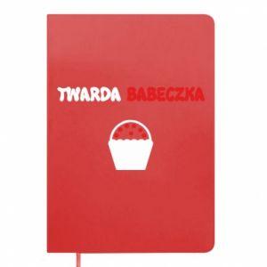 Notes Twarda babeczka