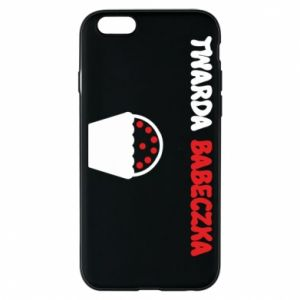 Phone case for iPhone 6/6S Girl... - PrintSalon